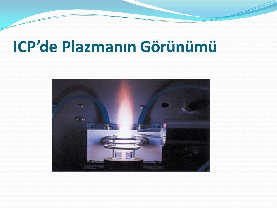 ICP'de Plazmanın Görünümü