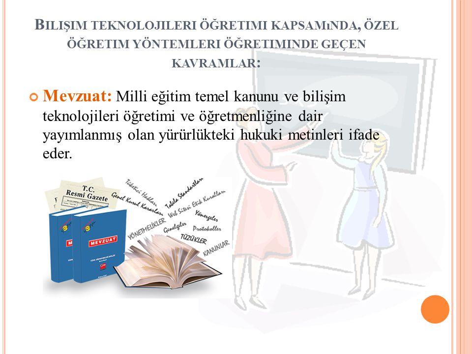 Öğrenci Özellikleri: Öğretimin en temel öğesi, öğretim içeriği ve süreçlerinin öğrenci özelliklerine uygun olmasıdır.