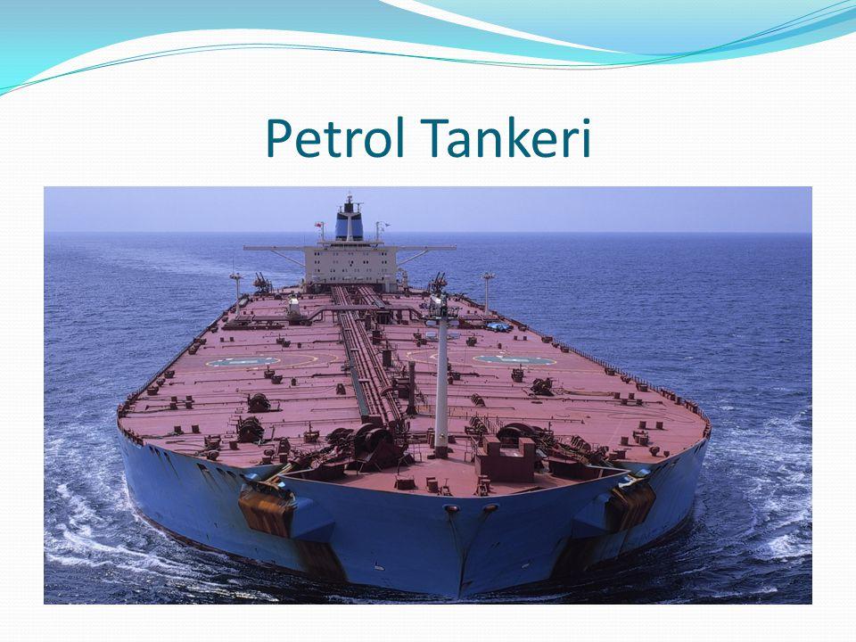 Petrol Tankeri