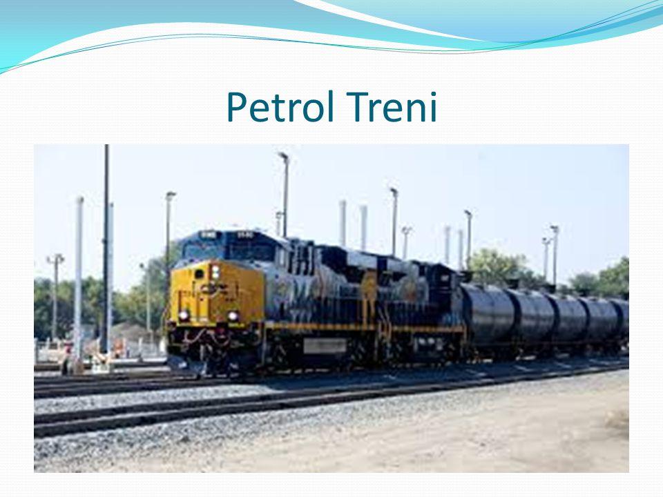 Petrol Treni
