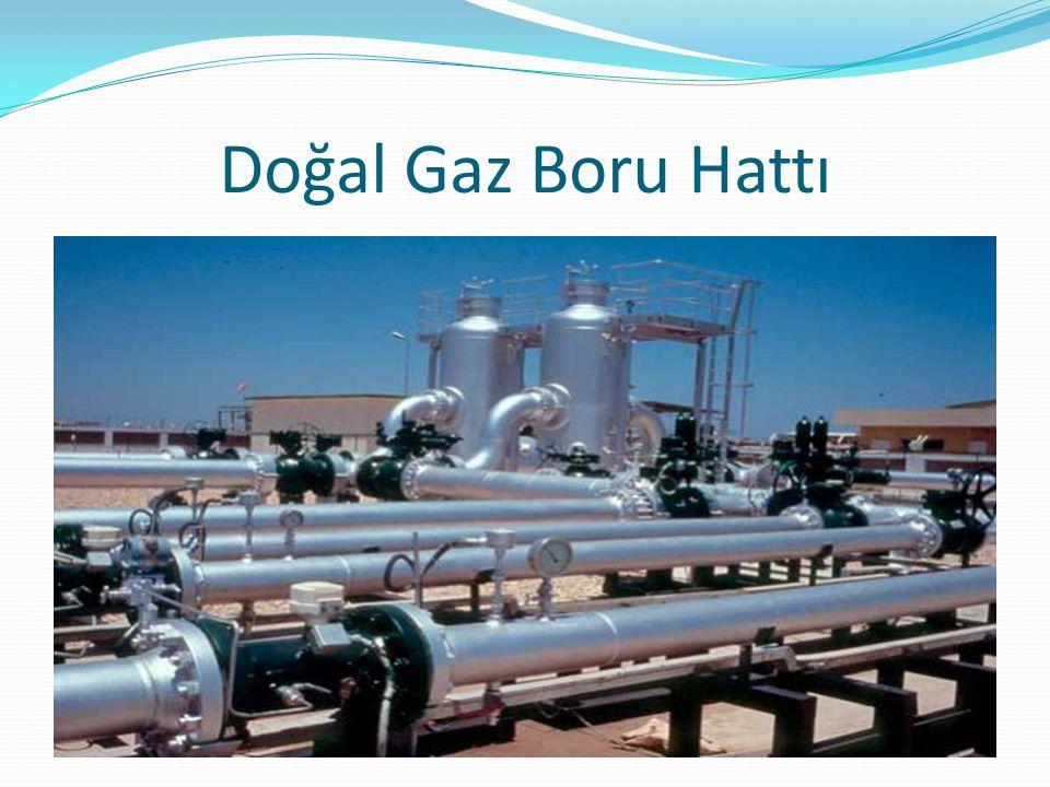 Doğal Gaz Boru Hattı