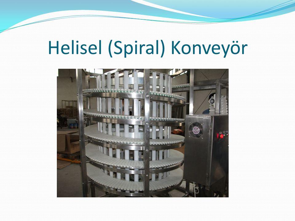 Helisel (Spiral) Konveyör