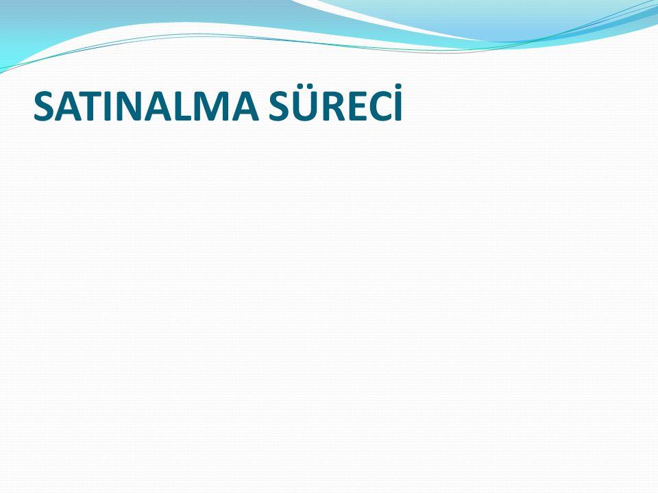 SATINALMA SÜRECİ