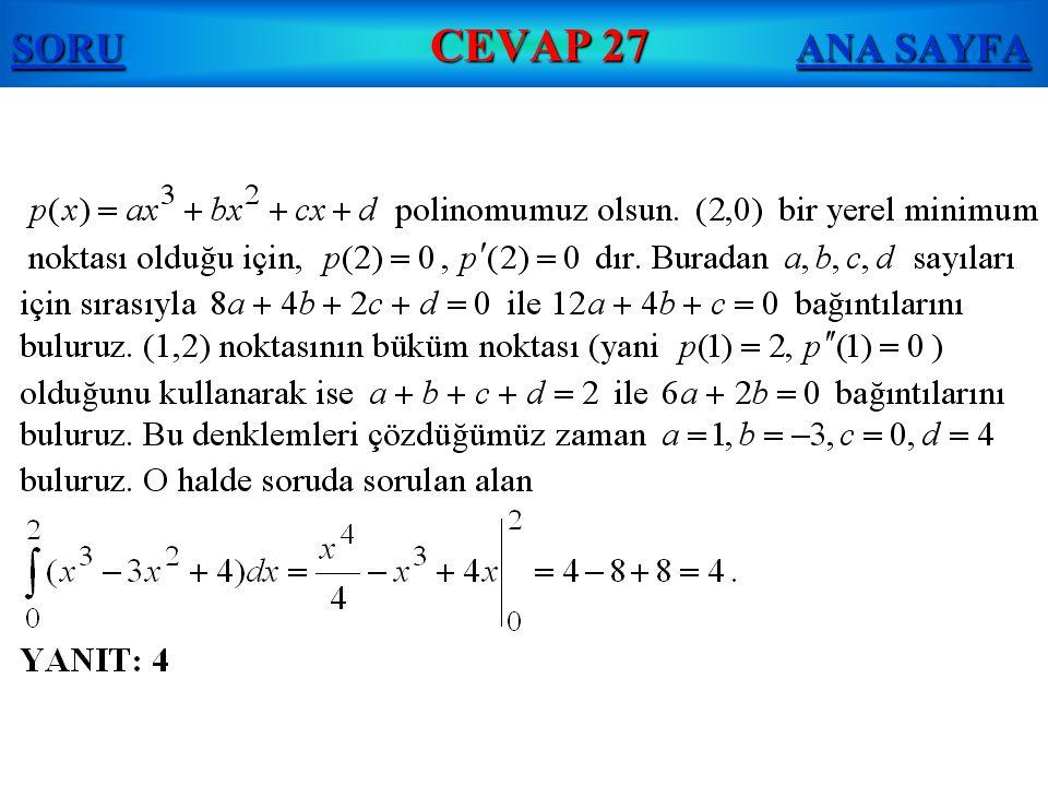SORUSORU CEVAP 27 ANA SAYFA ANA SAYFA SORUANA SAYFA