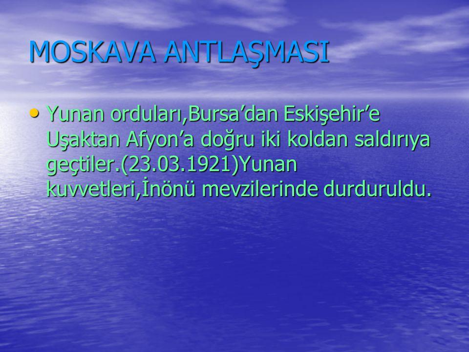 14.SORU 14.SORU Kaç tarihinde Sakarya Meydan Muharebesi başladı.
