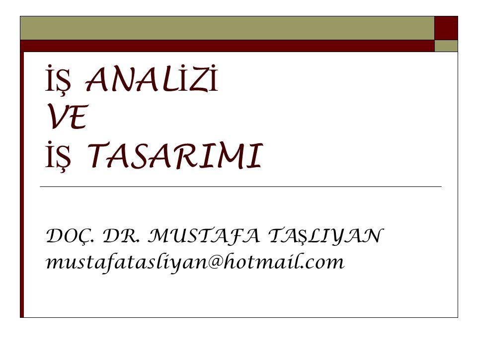 30.03.201512 İş Analizi Süreci İş analizcilerinin seçimi ve eğitimi: iş analizi, kolay olmayan bir incelemedir.