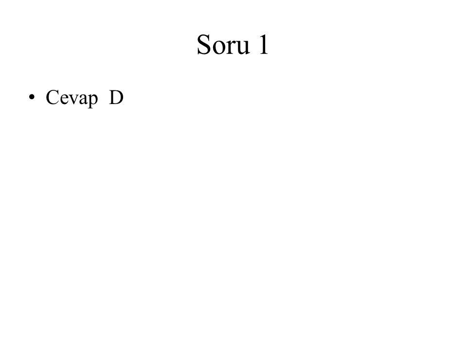Soru 2 Aşağıdaki cümlelerden hangisinin yüklemi dilek kipinde çekimlenmiştir.