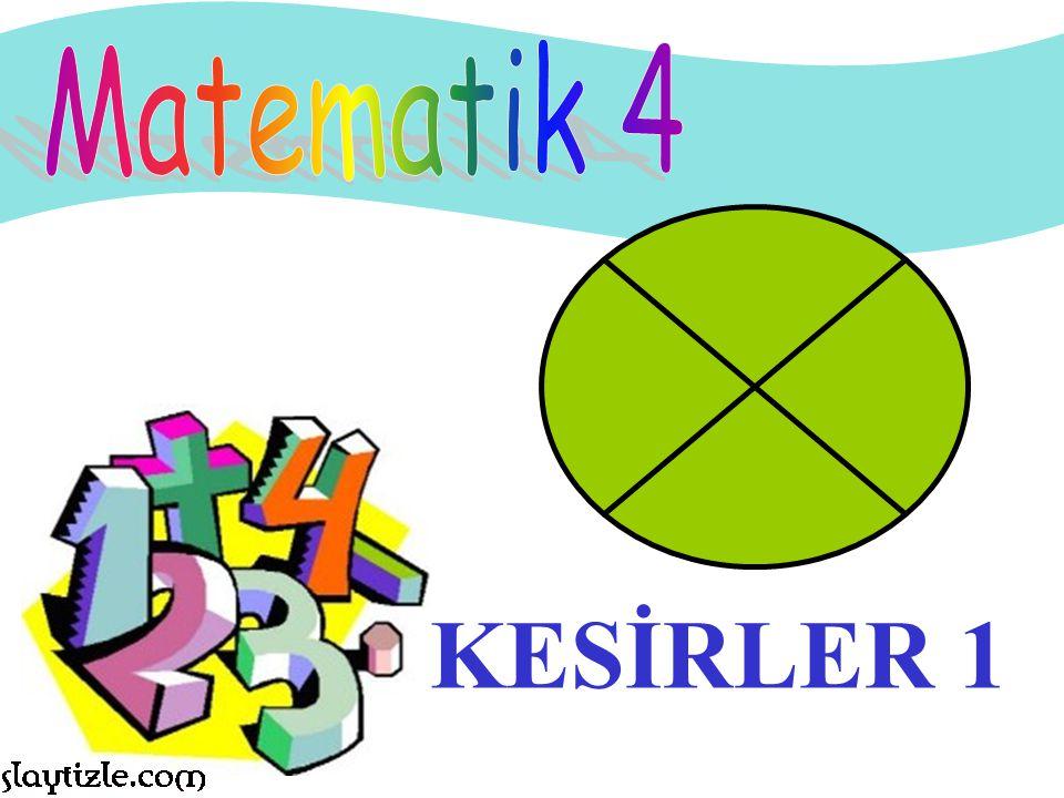 KESİRLER 1