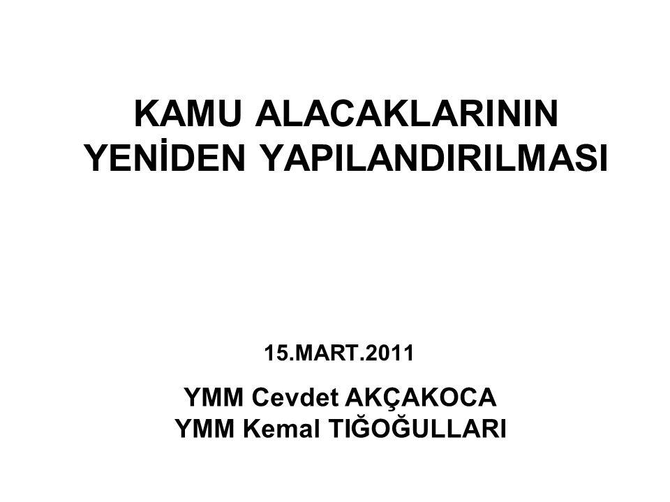 Tefe/tüfe hesaplanarak ödenecek toplam borç ve taksitler ASIL BOR Ç TOPLAMI 0,00 TEFE/ Ü FE G.Z.