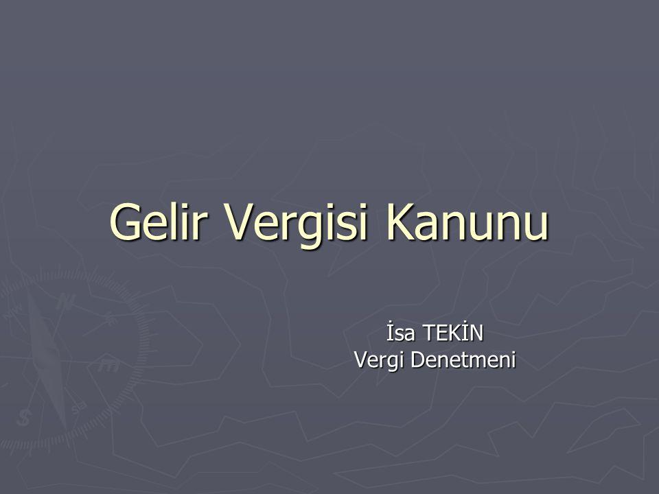 BEYANNAME ÇEŞİTLERİ 1.