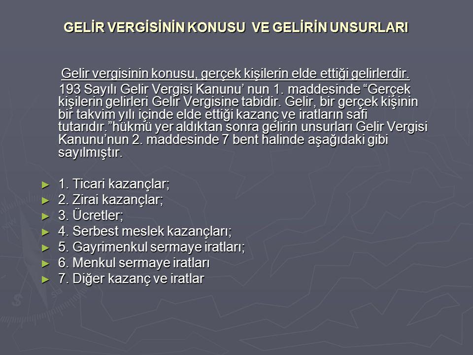 2- Vergi Tevkifatına Tabi Tutulmamış ve İstisna Uygulamasına Konu Olmayan ve Tutarı 750 YTL'nı Aşması Halinde Beyan Edilecek Menkul Sermaye İratları: Türkiye'de vergi tevkifatına tabi tutulmamış ve istisna uygulamasına konu olmayan menkul sermaye iradı elde eden; 1.Adi komandit şirketlerden kar payı alan komanditerler (GVK 75/2) 2.Her nevi alacak faizi elde edenler (GVK 75/6) GVK md 76 uyarıca indirim oranı uygulandıktan sonraki tutarın beyan edilmesi gerektiğinden, 2004 yılına ilişkin olarak tespit edilen indirim oranı %43,8'in uygulanmasından sonra kalan tutar beyan edilecektir.
