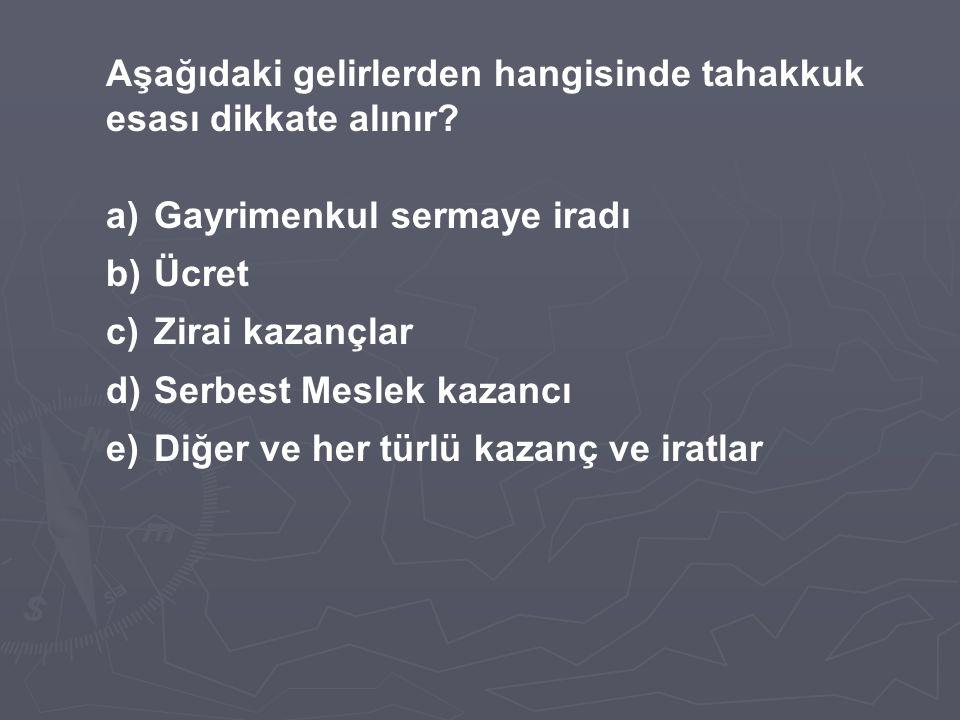 GAYRİMENKULLERİN ELDEN ÇIKARILMASINDA DEĞER ARTIŞI KAZANCI Gelir Vergisi Kanunu'nun mükerrer 80'inci maddesinin 6 numaralı bendinde, bir ivaz karşılığı iktisap edilen ve aynı kanunun 70'inci maddesinin birinci fıkrasının 1, 2, 4 ve 7 numaralı bentlerinde yer alan mal ve hakların iktisap tarihinden başlayarak 5 yıl içinde(01.01.2007 den önce iktisap edilenler için 4 yıl Geçici 70.