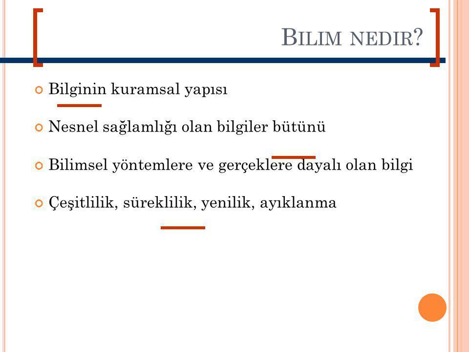 Ç ALıŞMA K AYNAKLARı Demirel, Özcan ve diğerleri (2004).
