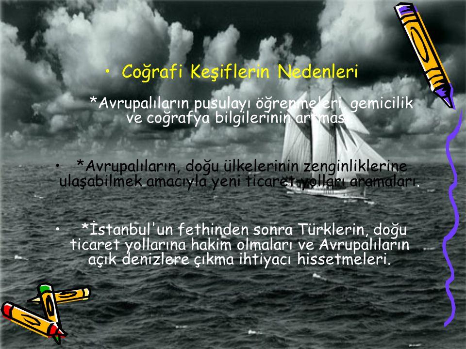 KEŞİFLERİN OSMANLI DEVLETİNİN ÜZERİNDEKİ ETKİLERİ Ayrıca Osmanlı topraklarında kervan yolları boyunca faaliyet gösteren halk ve zanaatkârlar işsiz kaldı.