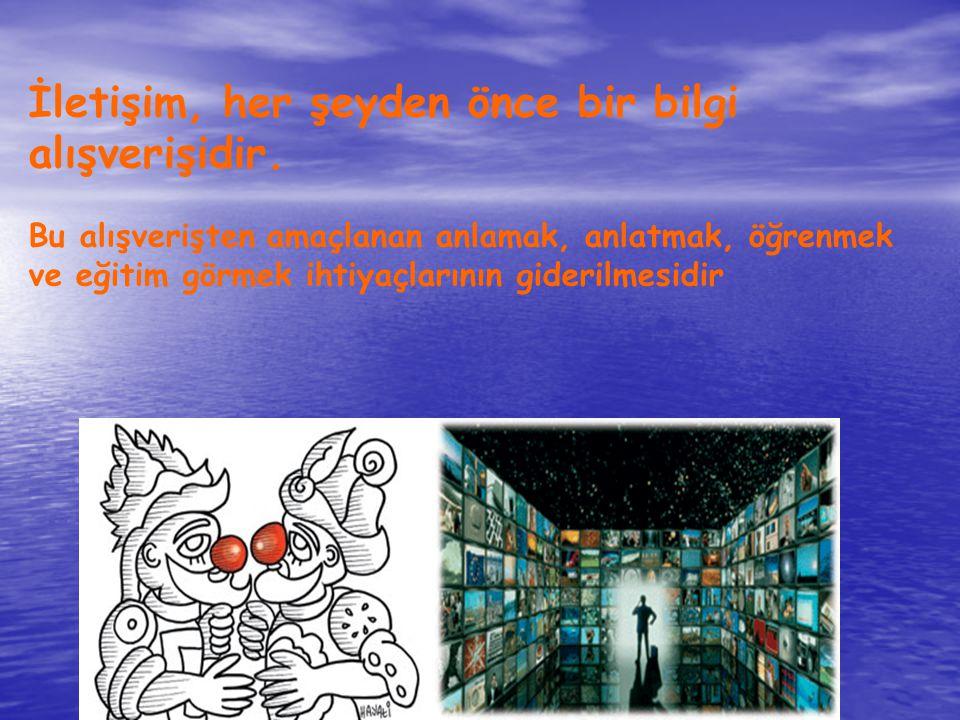 www.ogretmenweb.com Ancak kitle iletişimi insanlığın var oluşundan bu yana var olmakta ve ilerlemektedir.