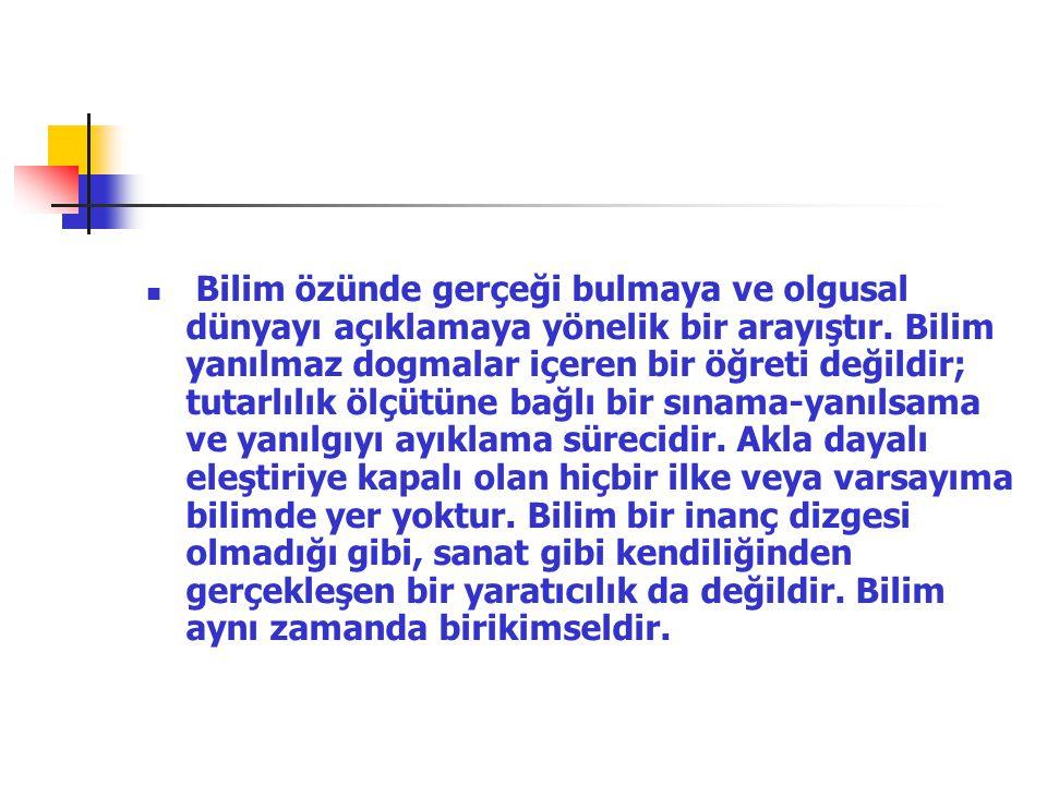 BİLİMSEL ARAŞTIRMALARDA ETİK ÖMER KARABULUT B-Ü (4.