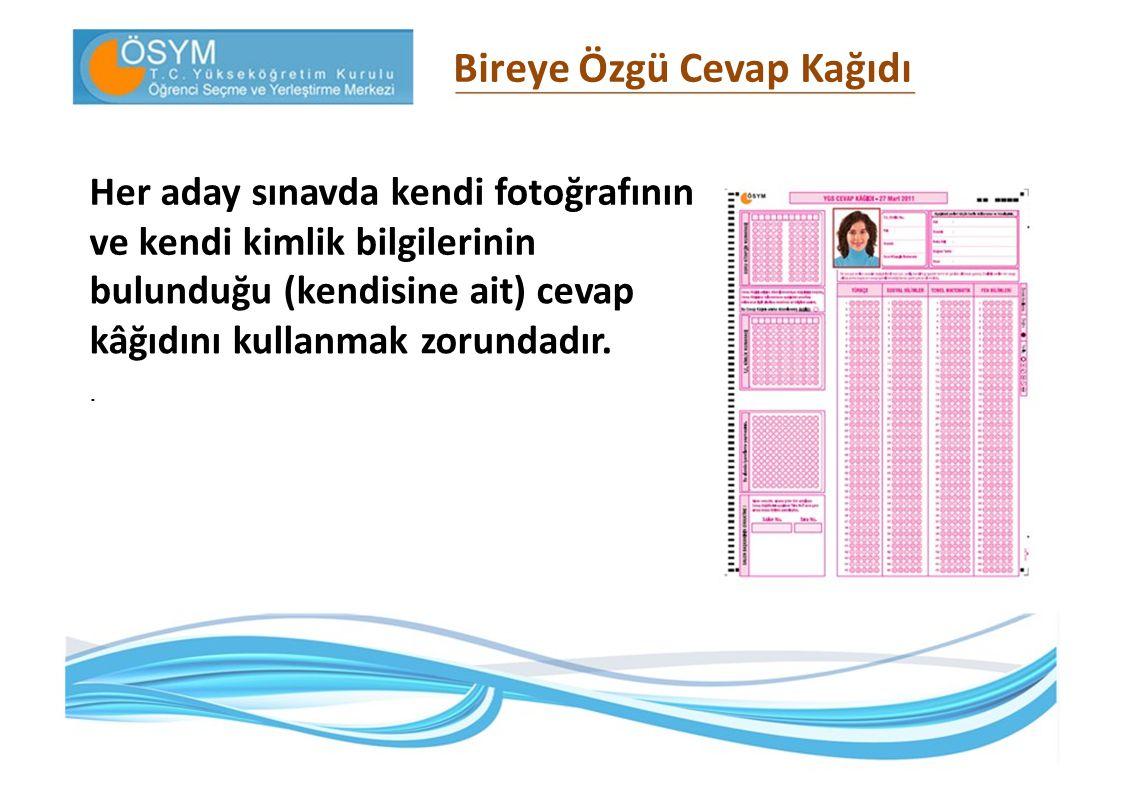 2011- ÖSYS İkinci Aşama : Lisans Yerleştirme Sınavları (LYS) 5.