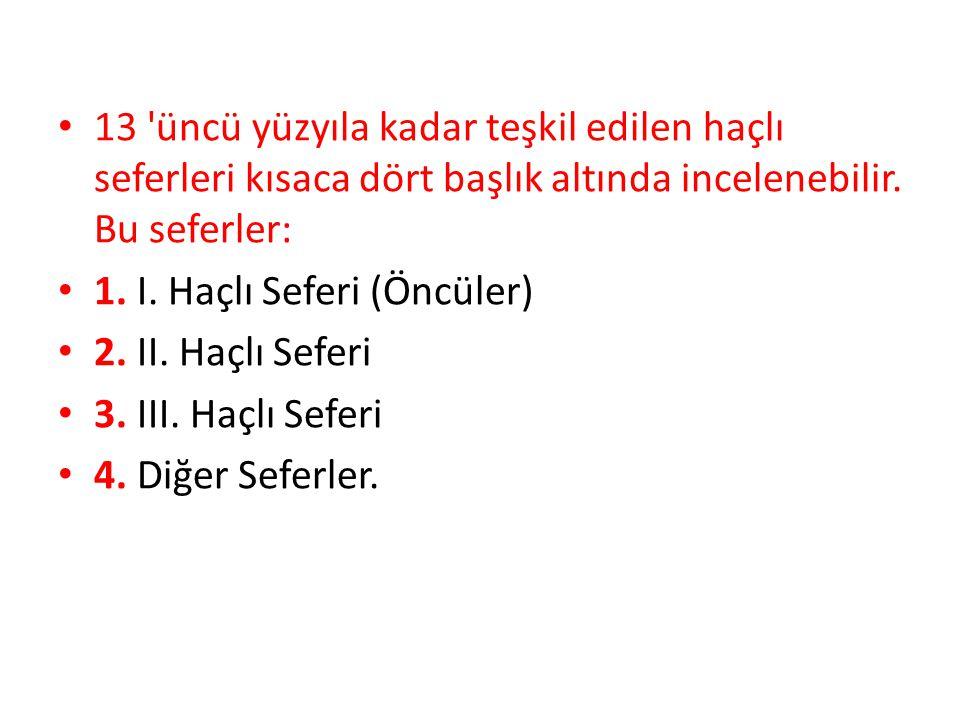 3.HAÇLI SEFERİ :