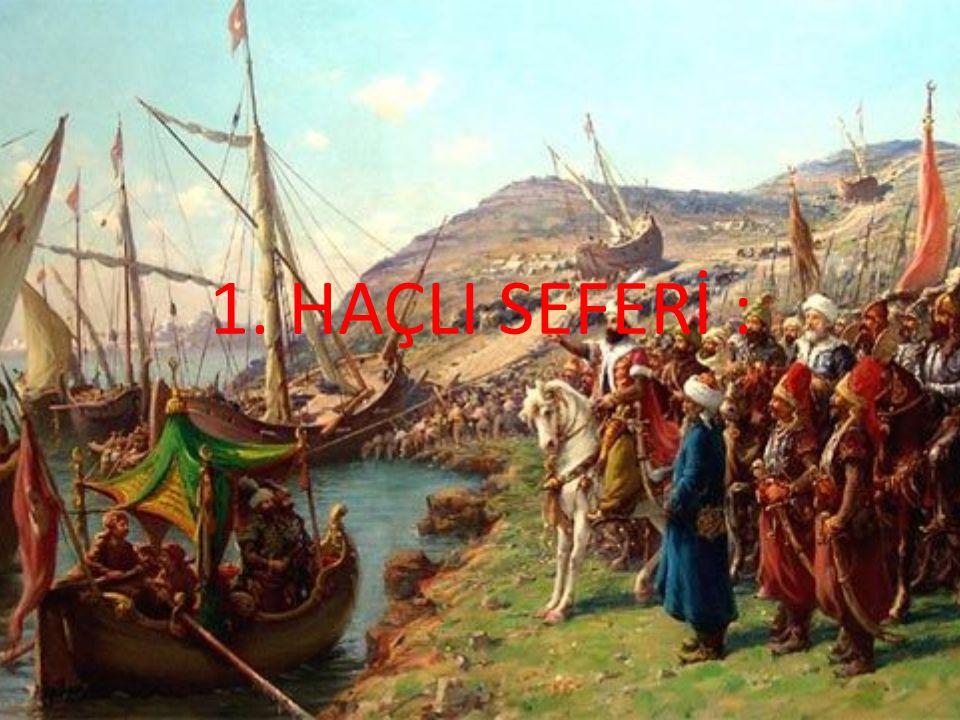 Teşkil edilmek istenen ilk kuvvet, Papa Ürben in yapmış olduğu davet üzerine hemen tepki gösteren Fransızlar, İtalyanlar ve Almanlar ın başı çektiği bazı Avrupalı Devletler olmuştur.