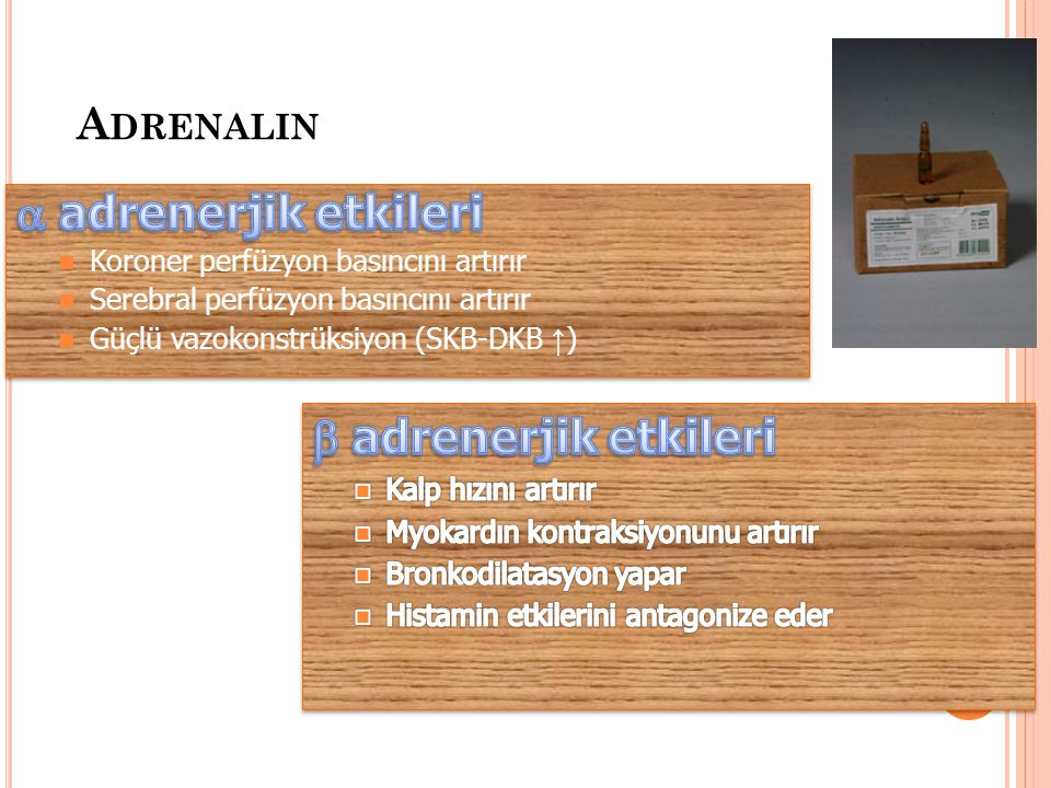 A DRENALIN
