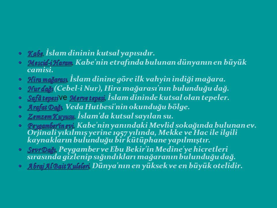 KabeKabe, İslam dininin kutsal yapısıdır.