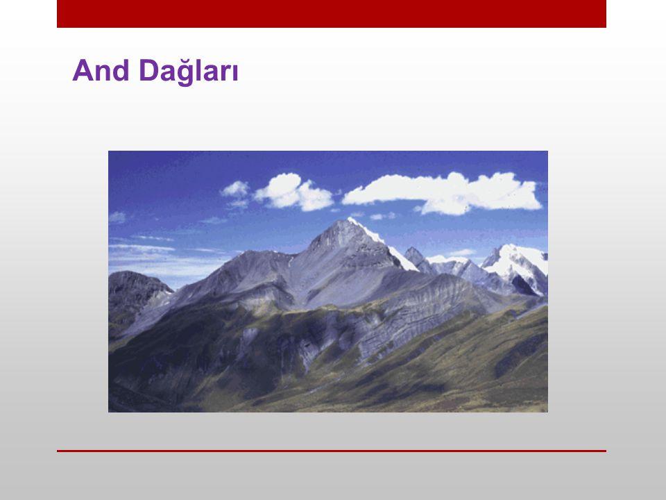 And Dağları