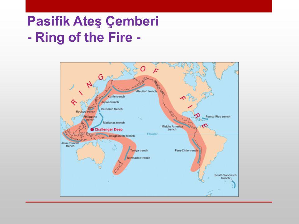 Pasifik Ateş Çemberi - Ring of the Fire -