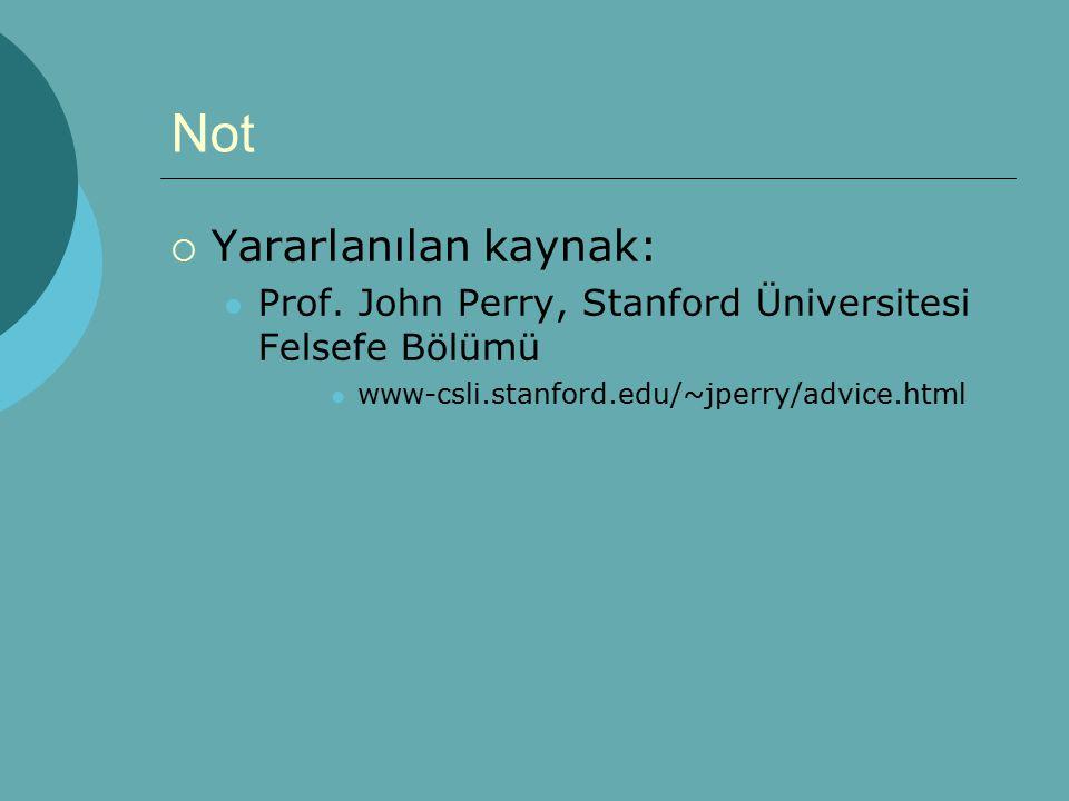 Not  Yararlanılan kaynak: Prof.