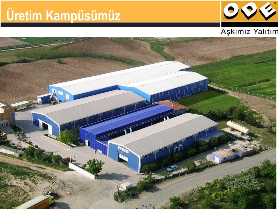 Üretim Kampüsümüz
