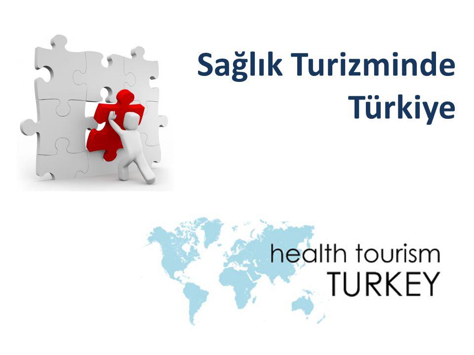 Sağlık Turizminde Türkiye