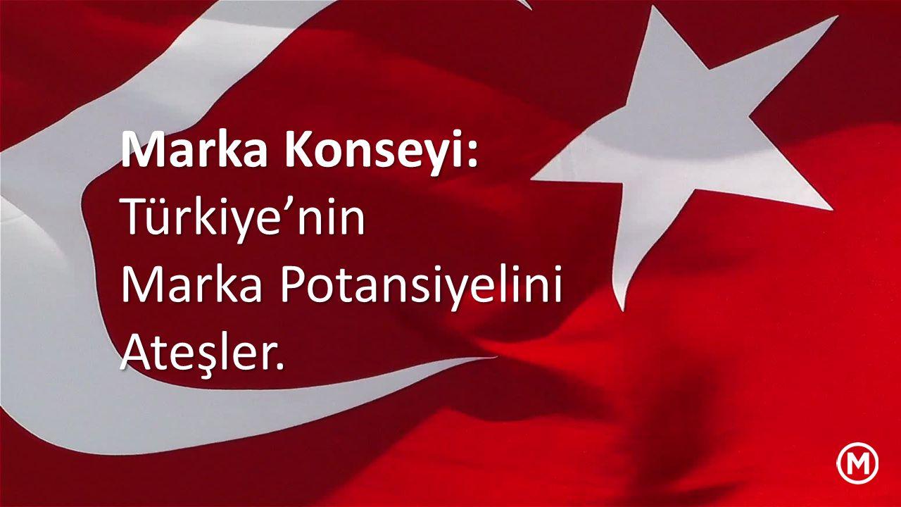 Marka Konseyi: Türkiye'nin Marka Potansiyelini Ateşler.
