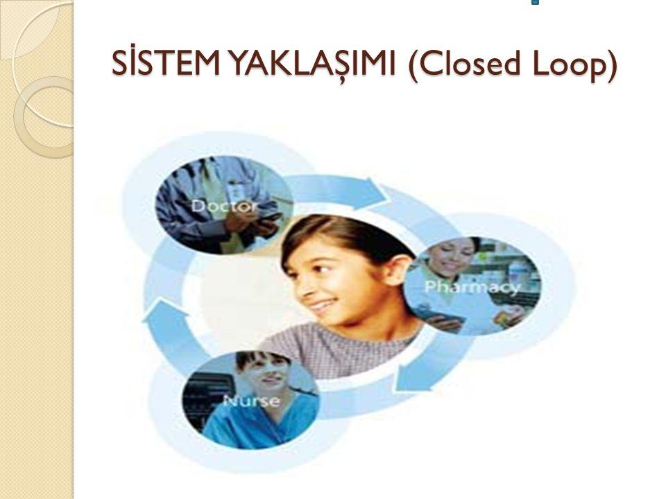 S İ STEM YAKLAŞIMI (Closed Loop)