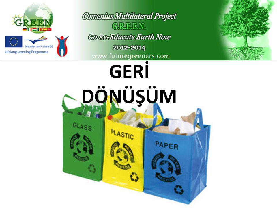 KONULAR Çöpün tanımı Atık maddeler Atık maddelerden kaynaklanan tehlikeler Geri dönüşüm nedir.