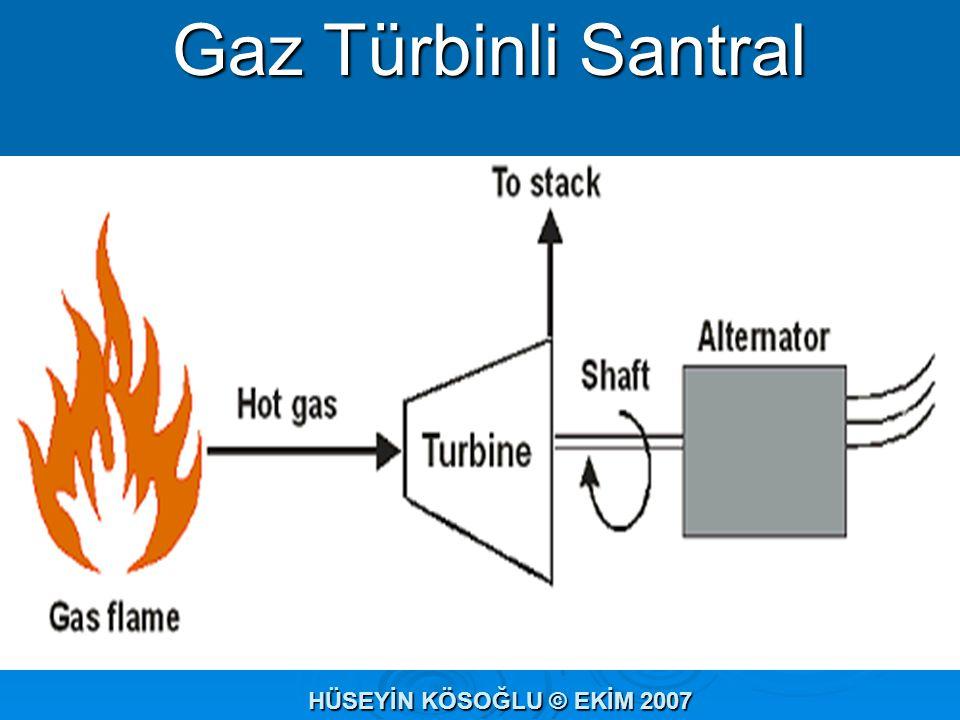 Gaz Türbinli Santral