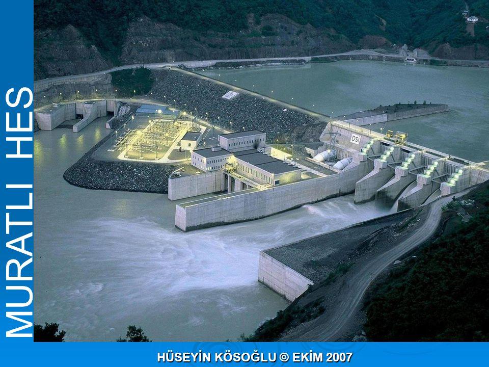 Çöp santral HÜSEYİN KÖSOĞLU © EKİM 2007 MURATLI HES