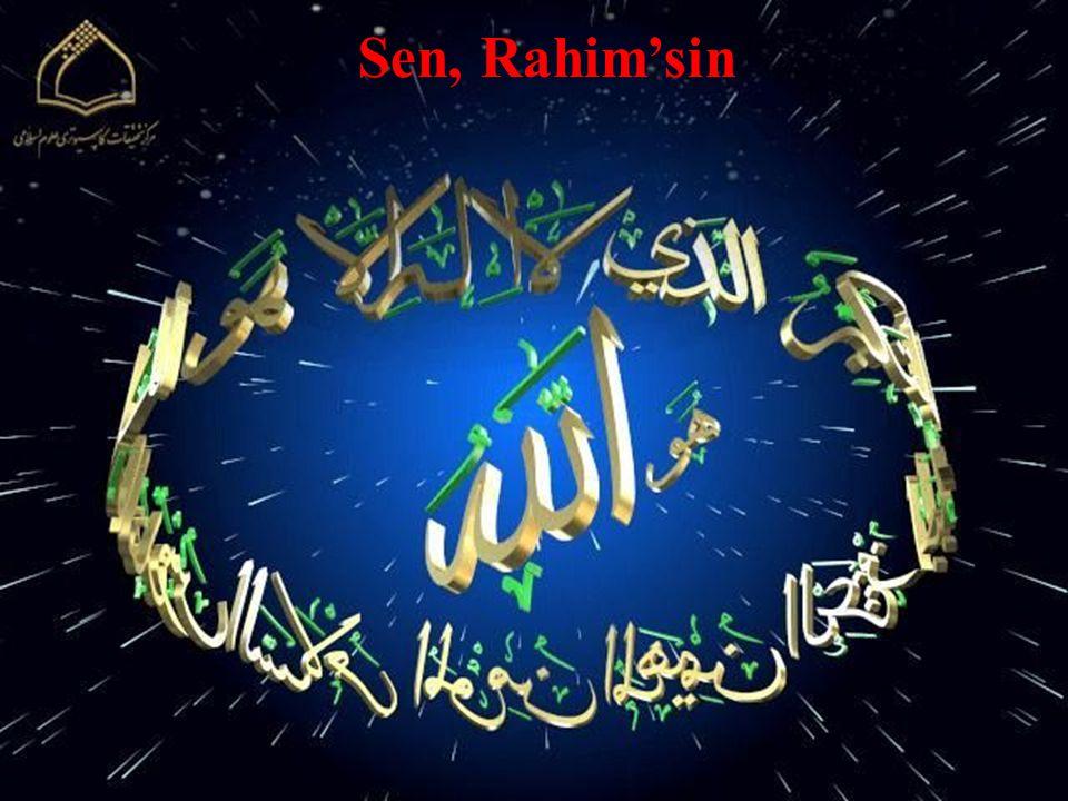132 Sen, Rahim'sin