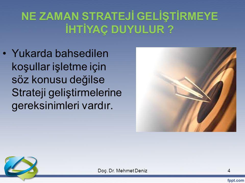 Doç. Dr. Mehmet Deniz15