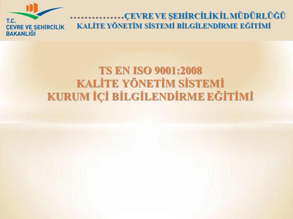 ISO 9001 NEDİR.