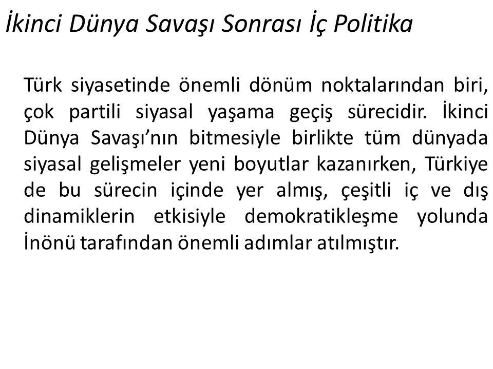 Süreç bu şekilde devam ederken DP iktidarının sonunu hazırlayan gelişmelerin en önemlisi kuşkusuz 18 Nisan 1960'ta, başlarında Ahmet Hamdi Sancar'ın bulunduğu DP milletvekillerinden oluşan 15 kişilik bir Tahkikat Komisyonu'nun kurulmasıdır.