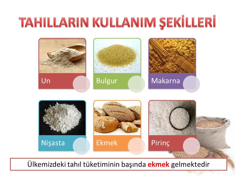 Tahıllardaki bileşenlerin hastalıkların önlenmesi ve tedavisindeki olumlu etkilerinden faydalanmak için tahıl tanesi saflaştırmadan tüketilmelidir