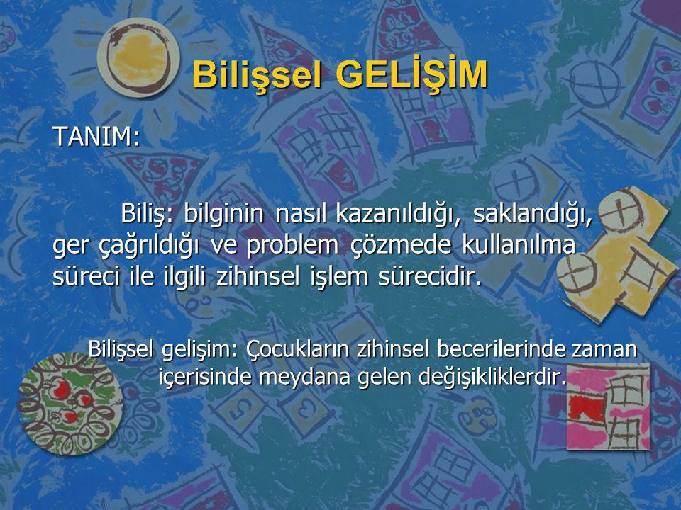 KAYNAKLAR n http://chiron.valdosta.edu/whuitt/col/cogsys/ piaget.html http://chiron.valdosta.edu/whuitt/col/cogsys/ piaget.html http://chiron.valdosta.edu/whuitt/col/cogsys/ piaget.html n http://condor.admin.ccny.cuny.edu/~hhartma n/Piaget.ppt#2 http://condor.admin.ccny.cuny.edu/~hhartma n/Piaget.ppt#2 http://condor.admin.ccny.cuny.edu/~hhartma n/Piaget.ppt#2 n Yazgan-İnanç, B., Bilgin, M., Kılıç-Atıcı., M (2005).