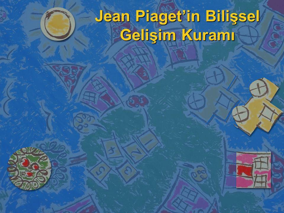 Piaget hakkında İlk yazısını 10 yaşında yayınladı.