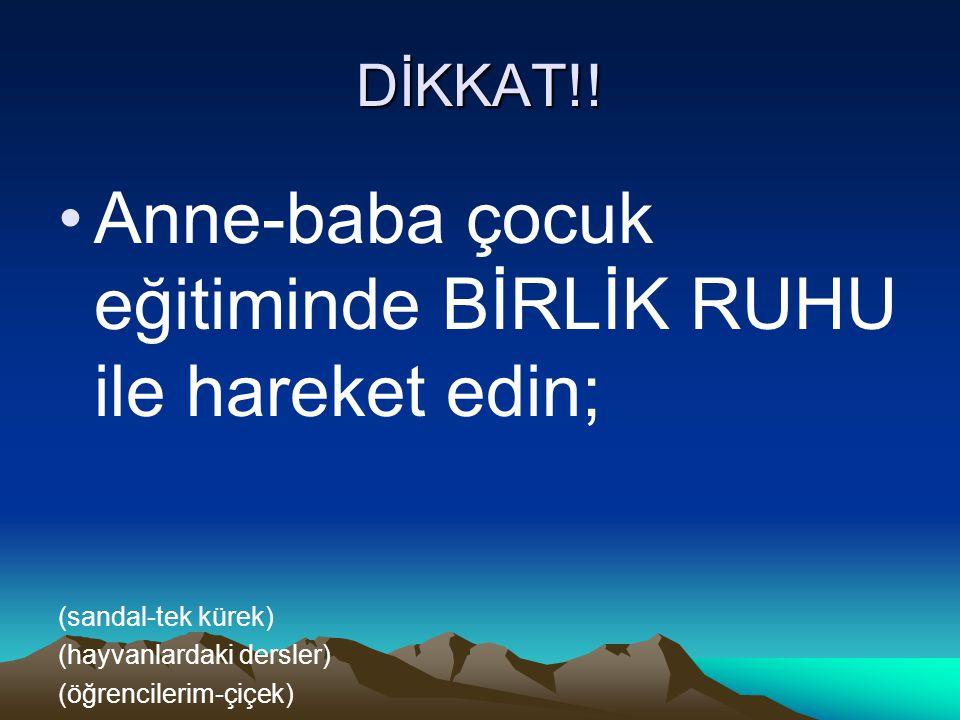 DİKKAT!.