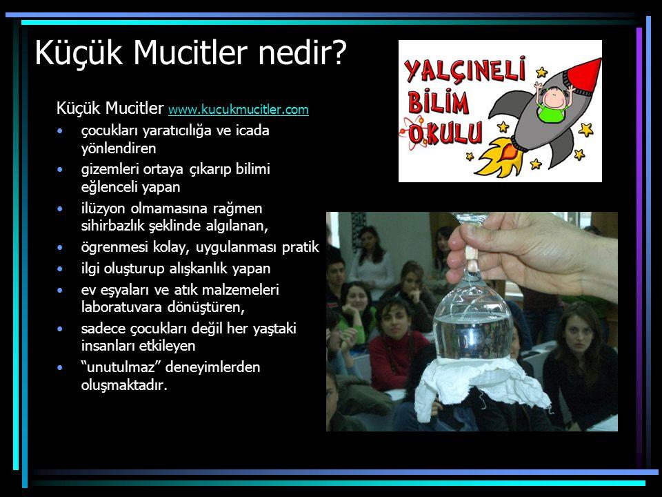 Neden Bilim Gösterisi.