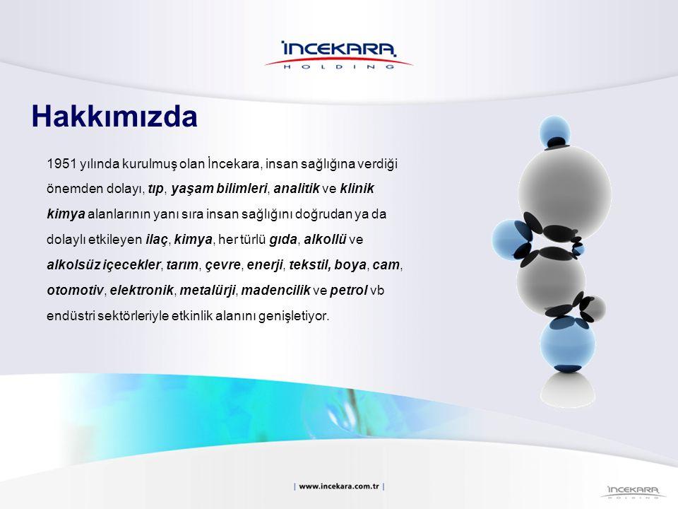 Hakkımızda İncekara; teşhis ve tedavinin desteklenmesi, araştırma, ar-ge, kalite kontrol ve üretim aşamalarında kullanılan ileri teknoloji ile üretilen sistem ve cihazların, hastane ve laboratuvar performansını artıran güvenilir ürünlere dönüşmesinde ve Türkiye'de yaygınlaşmasında öncülük görevini üstleniyor.
