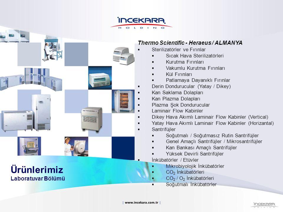 Ürünlerimiz Laboratuvar Bölümü Thermo Scientific - Heraeus / ALMANYA  Sterilizatörler ve Fırınlar  Sıcak Hava Sterilizatörleri  Kurutma Fırınları 
