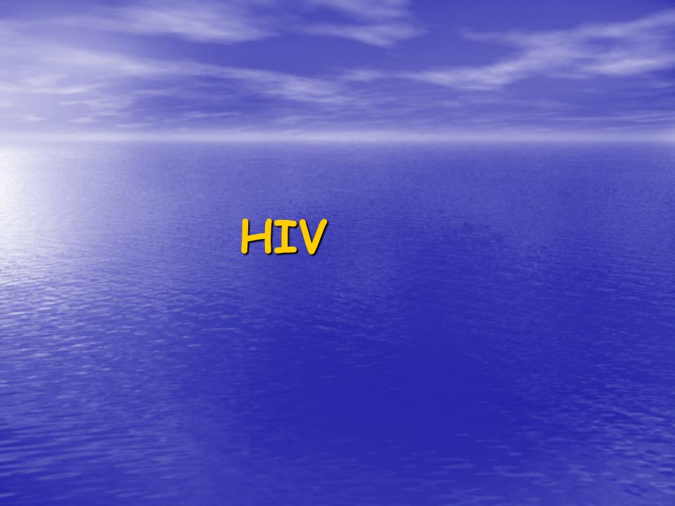 HIV HIV