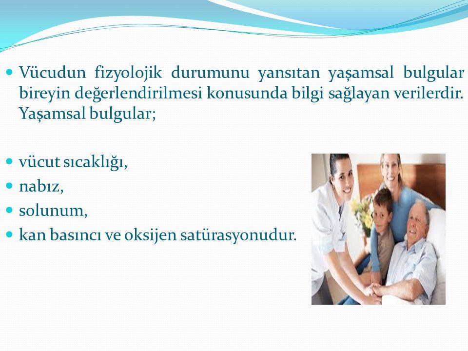 Hemşirelik girişimleri Kurumun politikasına uygun zamanda kan kültürü alınır.