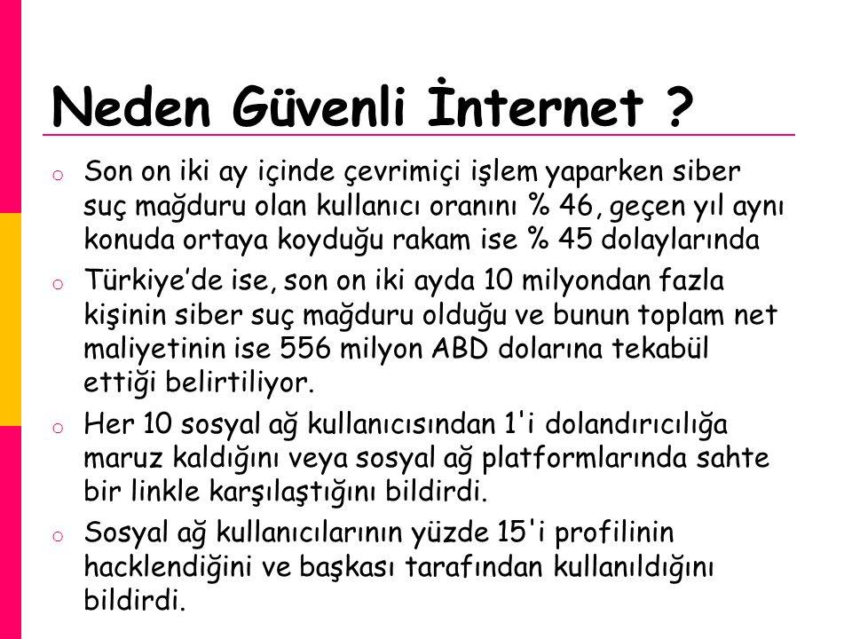 İnternetin Kötü Amaçlı Kullanımı Mükemmel tanıtılan kişilikler, mükemmel değildir.