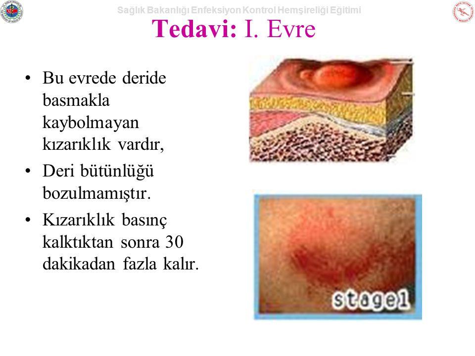 Sağlık Bakanlığı Enfeksiyon Kontrol Hemşireliği Eğitimi Tedavi: I.